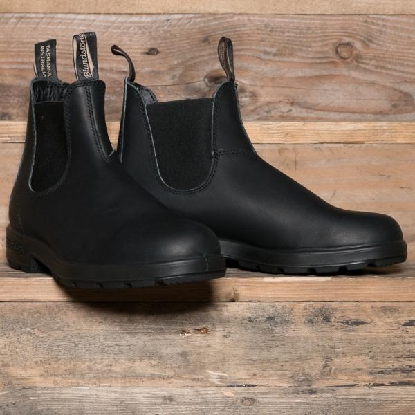 5e6ce818a9 BLUNDSTONE 510 Classic Boot Black – The R Store
