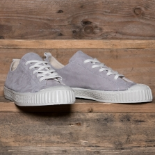 LASKAAS Suede Low Top Grey