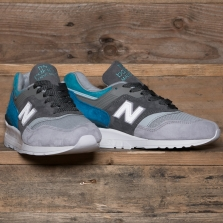 New Balance Made in USA M997ca Made In Usa Grey Aqua