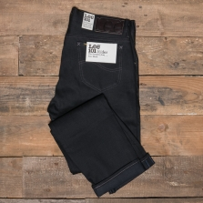 LEE 101 101 Rider Dry Right Hand Twill 13oz Black
