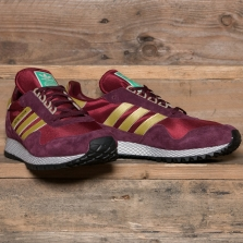adidas Originals Cq2486 New York Maroon Gold