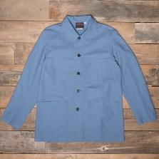 VETRA Number 4 Work Jacket 1c42 Postman Blue