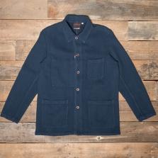 VETRA Number 4 Work Jacket Herringbone 1a55 Navy