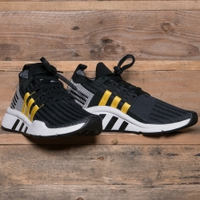 adidas Originals Cq2999 Eqt Support Mid Adv Prime Knit Black Eqt Yellow