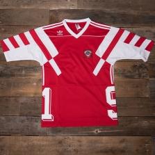 adidas Originals Cv7557 Russia Mash Up Shirt Scarlet White