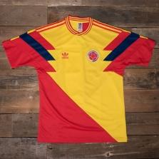 adidas Originals Cd6956 Colombia Mash Up Shirt Yellow Scarlet