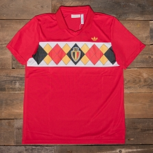 adidas Originals Ce2337 Belgium Shirt Red