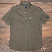 Fred Perry M3531 Classic Oxford Shirt A30 Nettle
