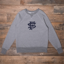 EBBETS FIELD FLANNELS San Francisco Seals Sweatshirt Grey