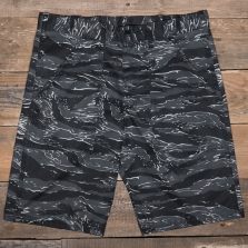 Stan Ray 5500 Fatigue Short Black Tiger Stripe
