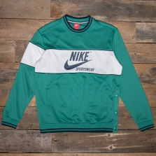 NIKE Nsw Crew Ls Archive Ah0715 368 Green