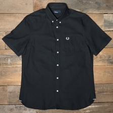 Fred Perry M3531 Classic Oxford Shirt 102 Black