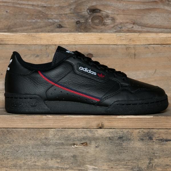 Adidas Originals B41672 Continental 80 Black The R Store