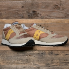 SAUCONY Jazz Original Vintage S70368-35 Tan Yellow