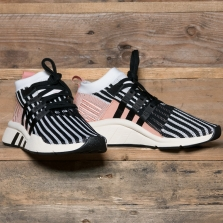 adidas Originals Aq1048 Eqt Support Mid Adv Pk White Black