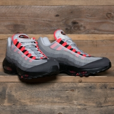 NIKE Air Max 95 Og At2865 White Solar Red