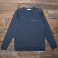 MAISON LABICHE Sweatshirt Straight Outta Paris Navy