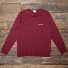 MAISON LABICHE Sweatshirt Notorious Burgundy