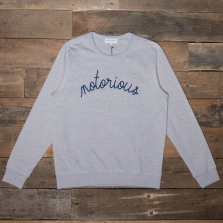MAISON LABICHE Sweatshirt Notorious Heather Grey