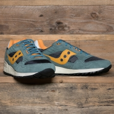 SAUCONY Shadow 5000 Vintage S70404-9 Teal Blue Orange