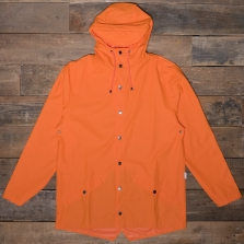 Rains Waterproof Jacket 83 Fire Orange