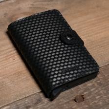 SECRID Miniwallet Cubic Black