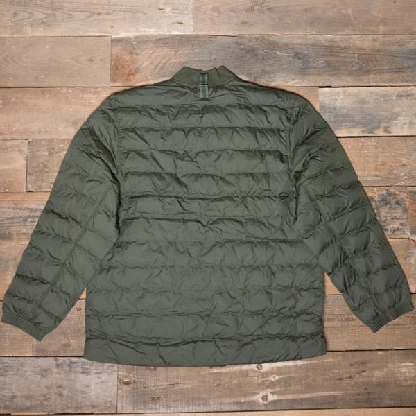 Adidas Originals Dj3193 Sst Outdoor Jacket Green The R Store