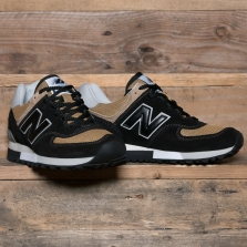 New Balance Made in UK Om576okt Made In Uk Black Honey Mustard