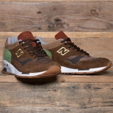 New Balance Made in UK M1500ln Made In Uk Coastal Cuisine Western Brown Artichoke Green