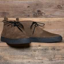 Fred Perry B4340 Hawley Suede Boot 232 Tobacco