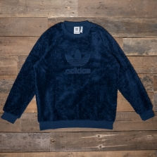 adidas Originals Dh7076 Winterized Crew Navy
