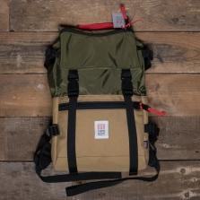 Topo Designs Rover Pack Olive Khaki
