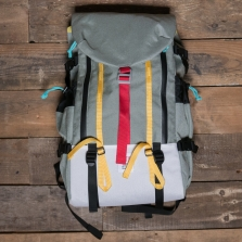 Topo Designs Mountain Pack Silver