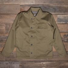 PIKE BROTHERS 1962 A2 Deck Jacket Olive