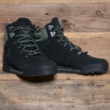adidas Originals B41494 Jake Boot 2.0 Black Green