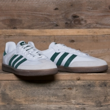 adidas Originals B75680 Samba Og White Green