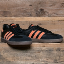 adidas Originals B75804 Samba Og Black Orange