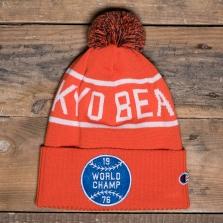 Champion Beams 804465 Beams Beanie Hat Os021 Orange