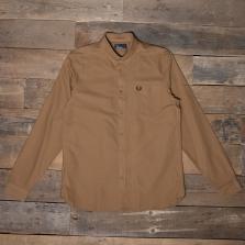 Fred Perry M3551 Classic Oxford Shirt 644 Dark Caramel