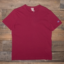 CHAMPION 210971 Reverse Weave T Shirt Rs507 Burgundy