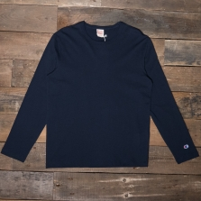 CHAMPION 210973 Long Sleeve T Shirt Bs501 Navy