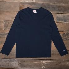 CHAMPION 210973 Long Sleeve T Shirt Bs501 Navy