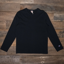 CHAMPION 210973 Long Sleeve T Shirt Kk001 Black