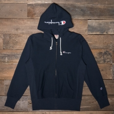 CHAMPION 212579 Hooded Zip Sweatshirt Bs501 Navy