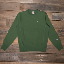 CHAMPION 212572 Reverse Weave Fleece Back Sweat Gs536 Green