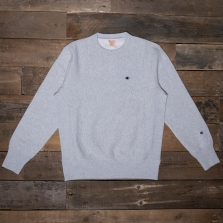 CHAMPION 212572 Reverse Weave Fleece Back Sweat Em004 Grey