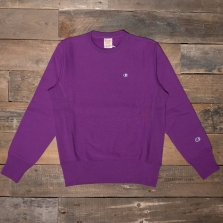 CHAMPION 212572 Reverse Weave Fleece Back Sweat Vs029 Grape