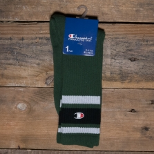 CHAMPION 804393 Crew Socks Gs536 Green