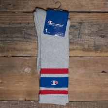CHAMPION 804393 Crew Socks Em004 Grey