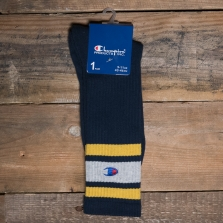 CHAMPION 804393 Crew Socks Bs501 Navy